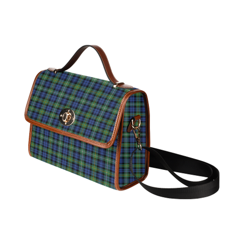 Campbell Argyll Ancient Tartan Canvas Bag | Special Custom Design