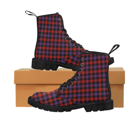 Brown Modern | Scotland Boots | Over 500 Tartans