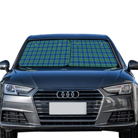 Falconer Clan Tartan Scotland Car Sun Shade 2pcs
