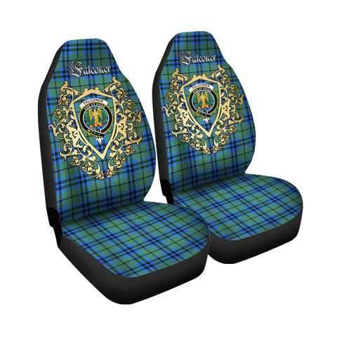 Image of Falconer Clan Car Seat Cover Royal Sheild