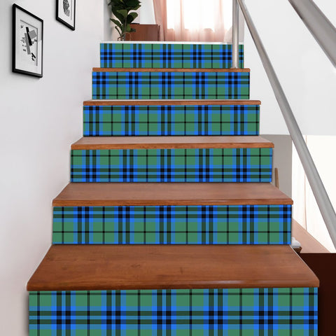Scottishshop Tartan Stair Stickers - Falconer Stair Stickers A91