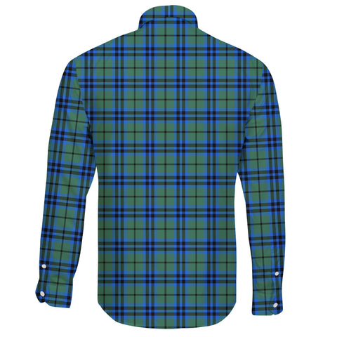 Falconer Tartan Clan Long Sleeve Button Shirt A91