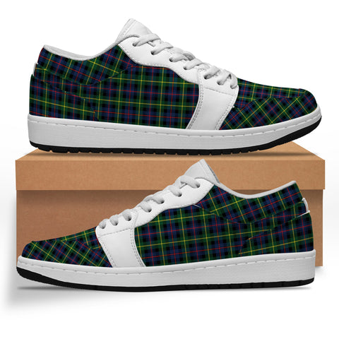 Image of Farquharson Modern Tartan Low Sneakers (Women's/Men's) A7
