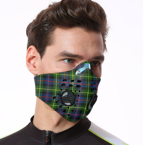 Image of Farquharson Modern Tartan Dust-proof Sports Masks ( Model 1) - TH88 (USA Shipping Line)