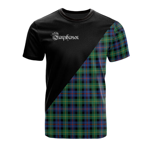 Farquharson Ancient Clan Military Logo T-Shirt