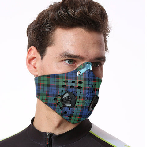 Image of Fletcher Ancient Tartan Dust-proof Sports Masks ( Model 1) - TH88 (USA Shipping Line)