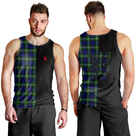 Image of Forbes Modern Clan Tank Top Lion Rampant
