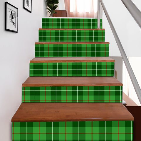Image of Scottishshop Tartan Stair Stickers - Galloway District Stair Stickers A91