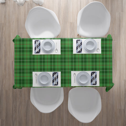 Image of Galloway District Tartan Tablecloth | Home Decor