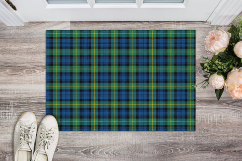 Gordon Ancient Tartan Carpets Front Door A91
