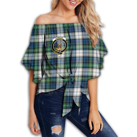 Gordon Dress Ancient Tartan Crest