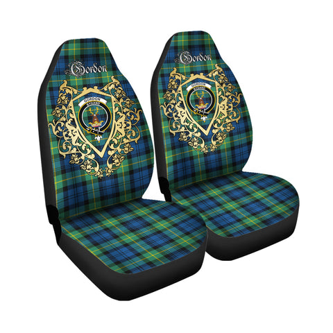Gordon Ancient Clan Car Seat Cover Royal Sheild