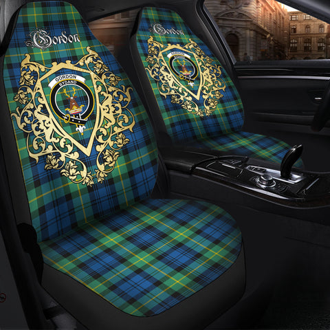 Image of Gordon Ancient Clan Car Seat Cover Royal Sheild
