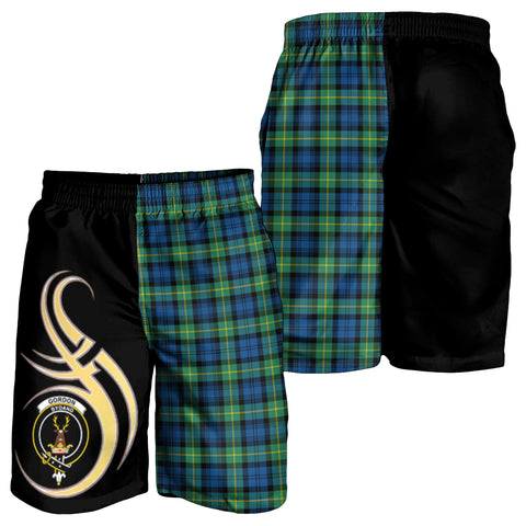 Gordon Ancient Clan Believe In Me Men Short