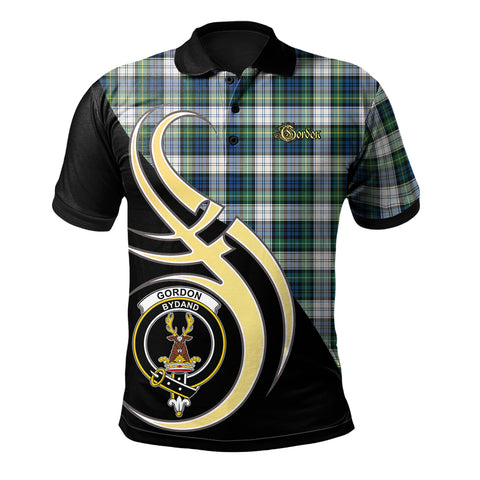 Gordon Dress Ancient Clan Believe In Me Polo Shirt
