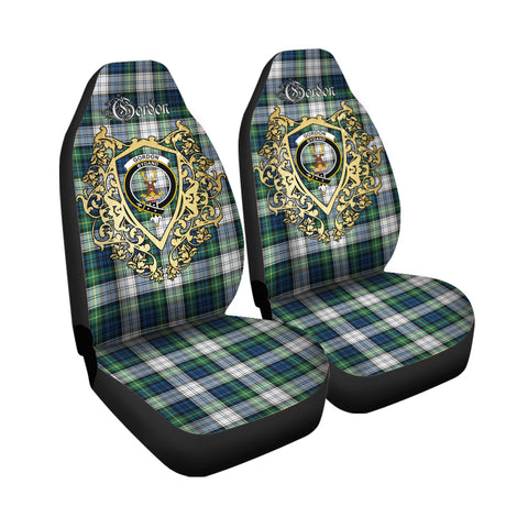 Gordon Dress Ancient Clan Car Seat Cover Royal Sheild