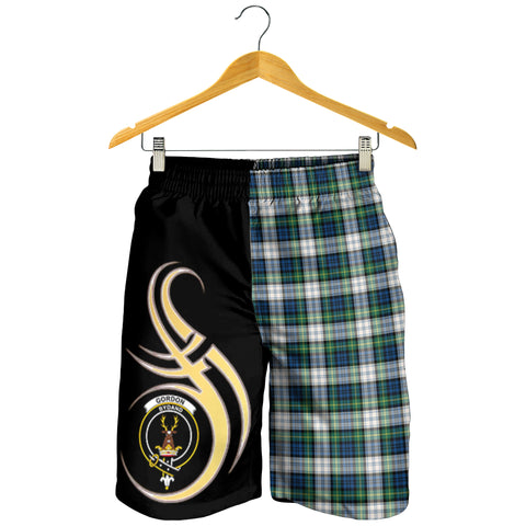 Gordon Dress Ancient Clan Believe In Me Men Short