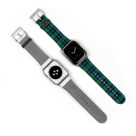 Graham of Menteith Ancient Scottish Clan Tartan Watch Band Apple Watch
