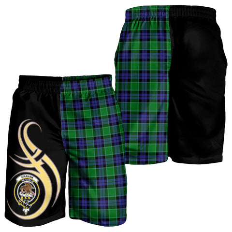 Graham of Menteith Modern Clan Believe In Me Men Short