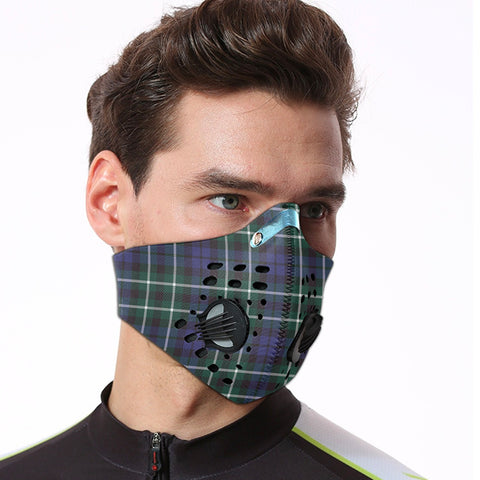 Graham of Montrose Modern Tartan Dust-proof Sports Masks ( Model 1) - TH88 (USA Shipping Line)
