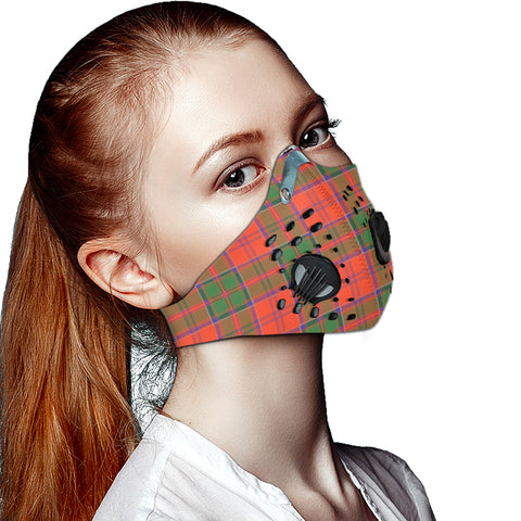 Grant Ancient Tartan Dust-proof Sports Masks ( Model 1) - TH88 (USA Shipping Line)