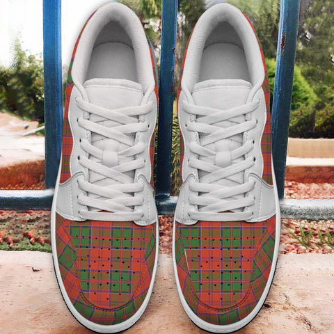 Grant Ancient Tartan Low Sneakers (Women's/Men's) A7