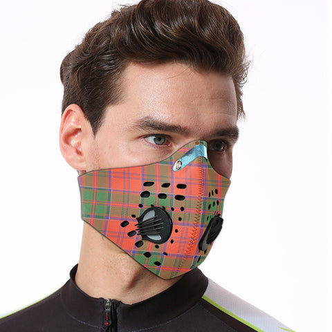 Grant Ancient Tartan Dust-proof Sports Masks ( Model 1) - TH88