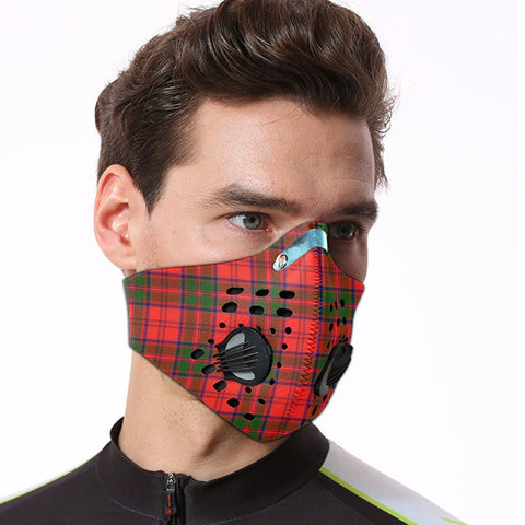 Grant Modern Tartan Dust-proof Sports Masks ( Model 1) - TH88 (USA Shipping Line)