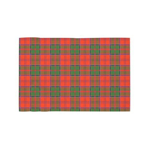 Grant Ancient Clan Tartan Motorcycle Flag