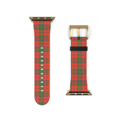 Grant Ancient Scottish Clan Tartan Watch Band Apple Watch
