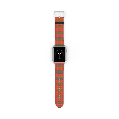 Image of Grant Ancient Scottish Clan Tartan Watch Band Apple Watch