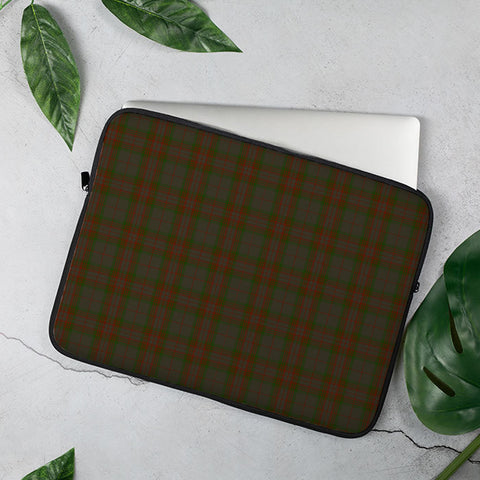 Image of Gray Laptop Sleeve