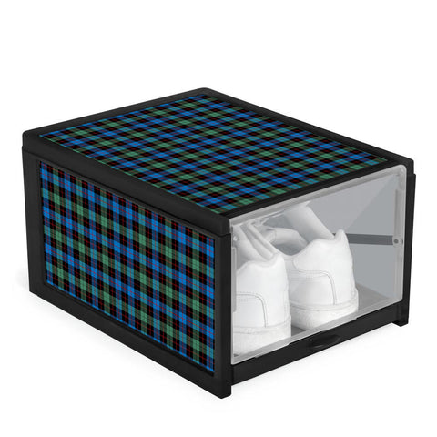 Guthrie Ancient Clan Tartan Scottish Shoe Organizers K9