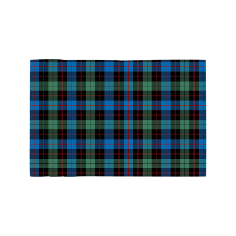 Image of Guthrie Ancient Clan Tartan Motorcycle Flag