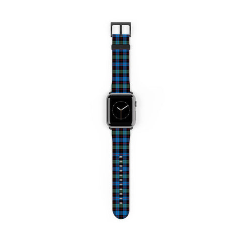 Guthrie Ancient Scottish Clan Tartan Watch Band Apple Watch