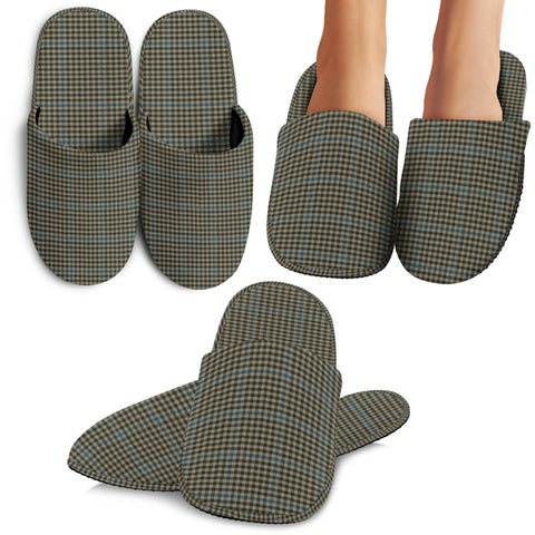 Haig Check Tartan Slippers (Women/Men/Kid) A7