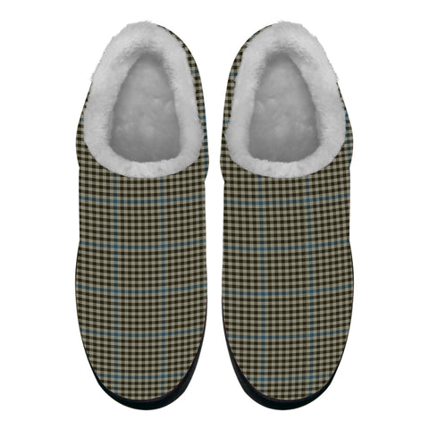 Haig Check Tartan Fleece Slipper (Women's/Men's) A7