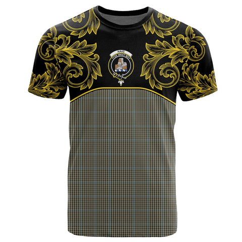 Haig Check Tartan Clan Crest T-Shirt - Empire I - HJT4 - Scottish Clans Store - Tartan Clans Clothing - Scottish Tartan Shopping - Clans Crest - Shopping In scottishclans - T-Shirt - Tee For You