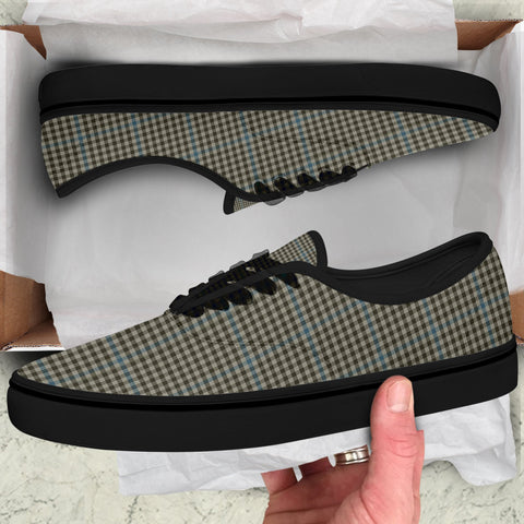 Haig Check Tartan Like Vans Lace Shoes (Women's/Men's) A7