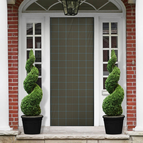Haig Check Tartan Door Sock Cover
