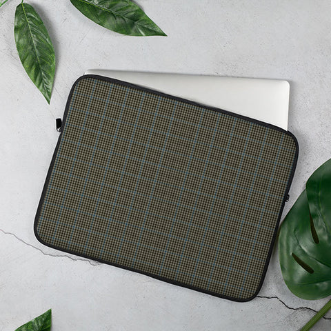 Image of Haig Check Laptop Sleeve