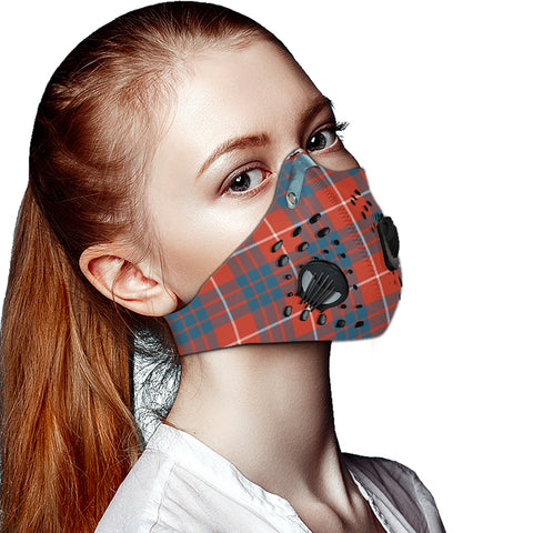 Hamilton Ancient Tartan Dust-proof Sports Masks ( Model 1) - TH88 (USA Shipping Line)