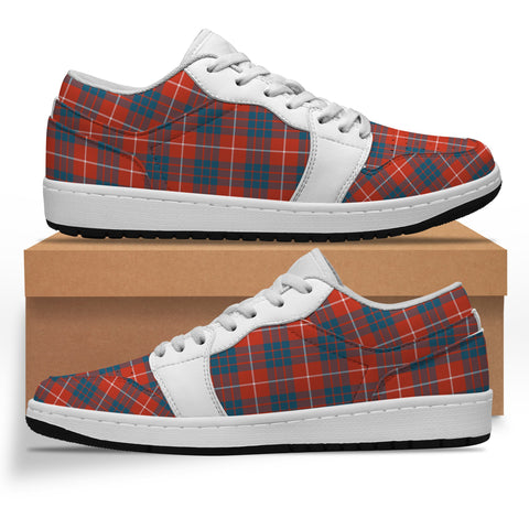 Hamilton Ancient Tartan Low Sneakers (Women's/Men's) A7