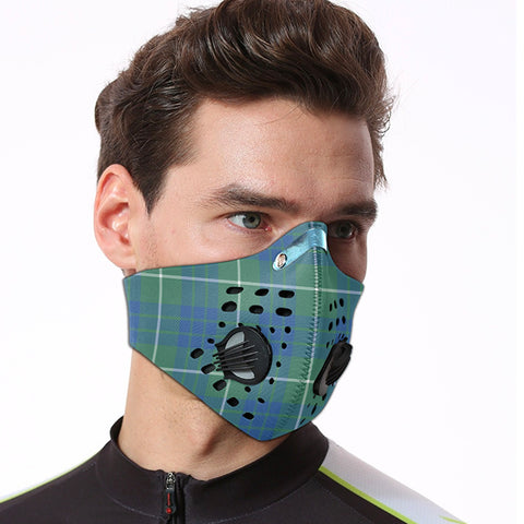 Hamilton Hunting Ancient Tartan Dust-proof Sports Masks ( Model 1) - TH88 (USA Shipping Line)