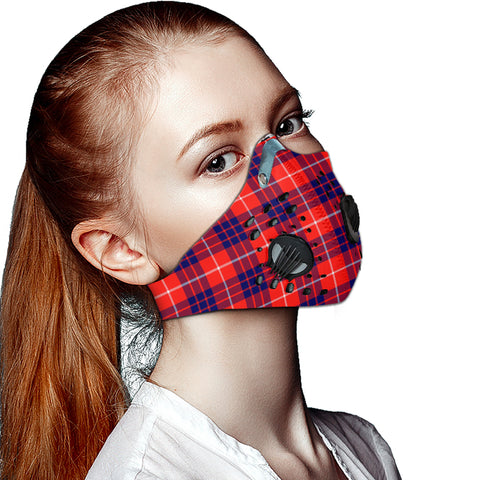 Image of Hamilton Modern Tartan Dust-proof Sports Masks ( Model 1) - TH88 (USA Shipping Line)