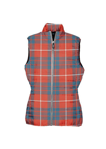 Image of Hamilton Ancient Tartan Puffer Vest for Men and Women K7