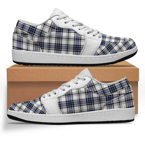 Hannay Modern Tartan Low Sneakers (Women's/Men's) A7