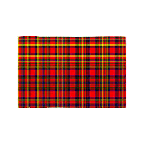 Hepburn Clan Tartan Motorcycle Flag