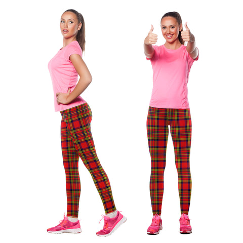 Hepburn Tartan Leggings | Scottishclans.co