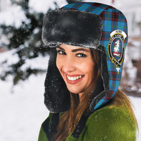 Image of Home Ancient Tartan Trapper Hat